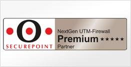 NextGen UTM-Firewall Premium Partner - Um die Sicherheit der IT bei den Kunden auf einem höchstmöglichen Level zu halten, schulen wir regelmäßig unsere Mitarbeiter bei der Securepoint GmbH. Das Ergebnis sind Zertifizierungen und Partnerschaften auf hohem Niveu!